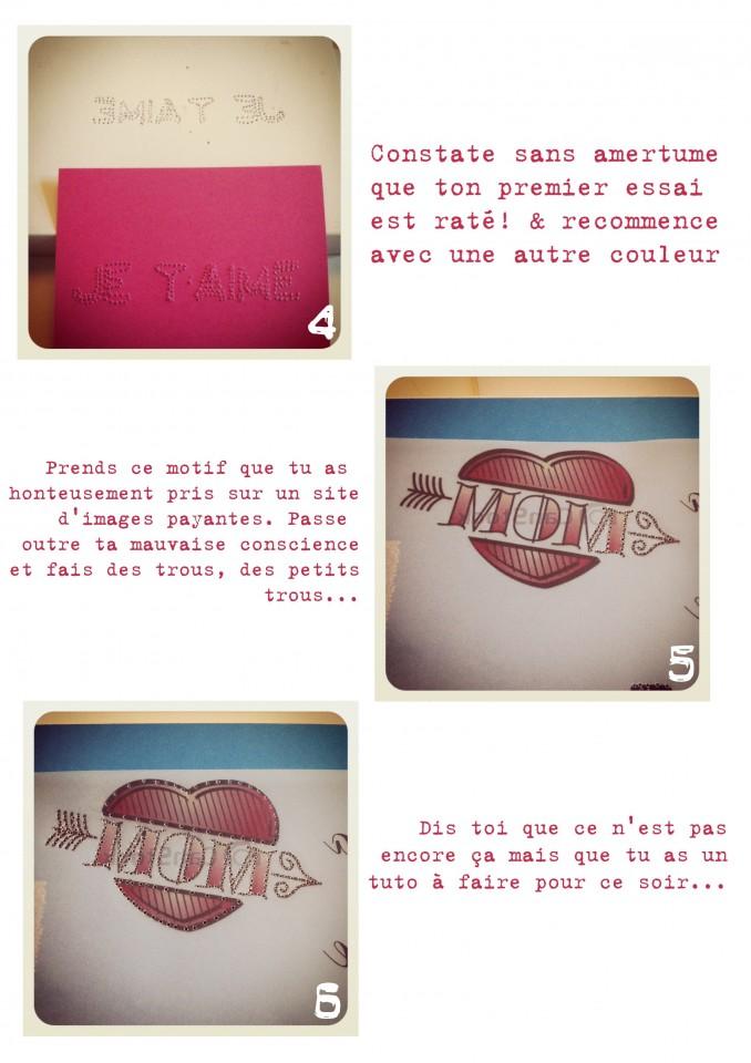 Carte PIN PRICK 2