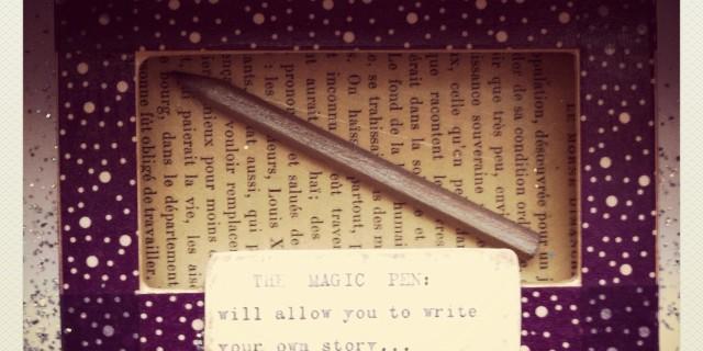 The magic pen