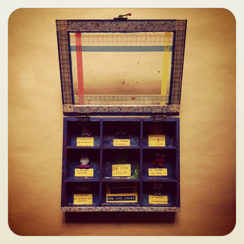 Le cabinet de curiosit s des 400 coups le magasin de mots graine de carrosse - Le cabinet de curiosites ...