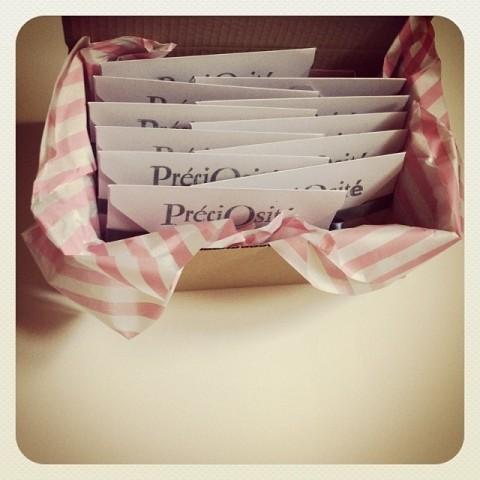 Pochette Cadeau Luxe 1