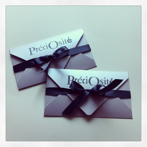 Pochette Cadeau Luxe 3