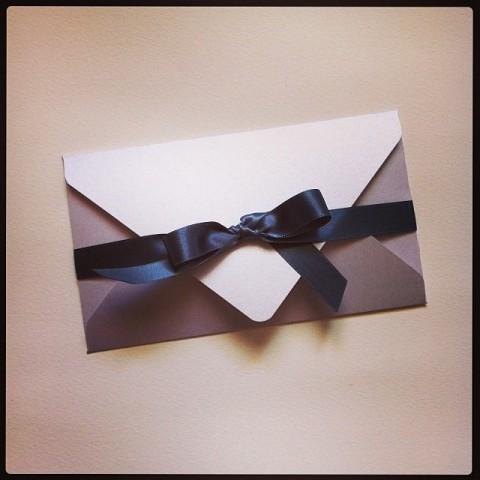 Pochette Cadeau Luxe