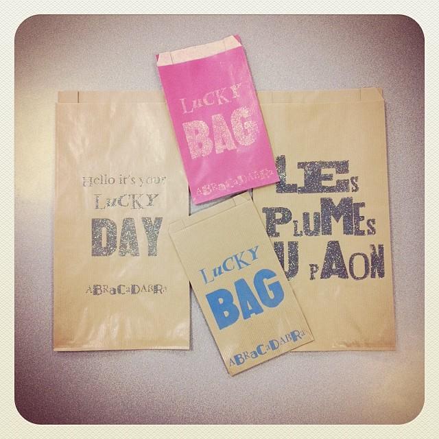 Lucky Bag Graine de Carrosse
