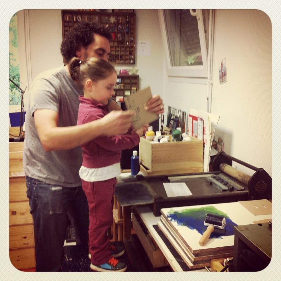 Atelier Graine de Carrosse 18 rue Lafayette - Maxéville