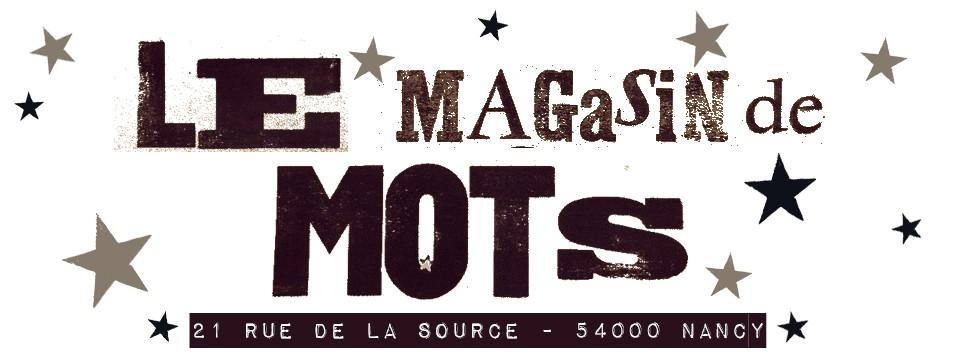 BANNIERE 21 rue de la Source Magasin de MOTS